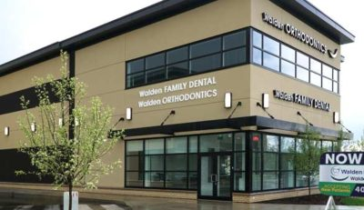 Walden Family Dental Exterior | SE Calgary Family in Walden