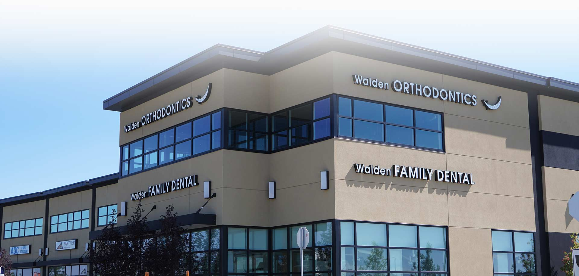 Walden Family Dental Exterior | South Calgary Family Dentist