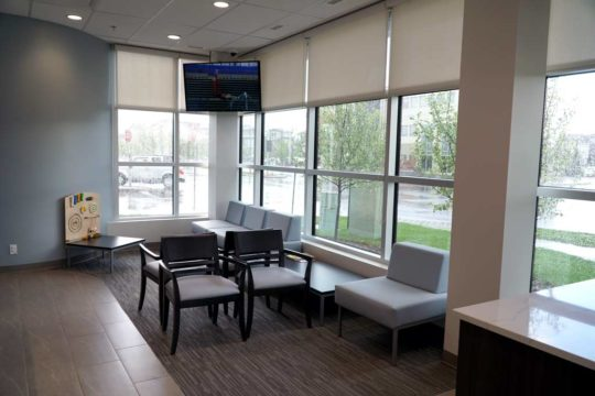 Waiting Area | Walden Family Dental