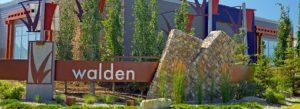 Walden Heights Sign   Walden Family Dental