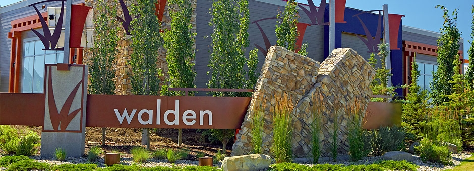 Walden Sign | Walden Family Dental | SE Calgary Dentist